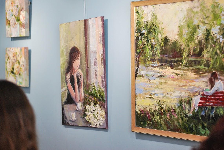 Выставка Анны Анисимовой