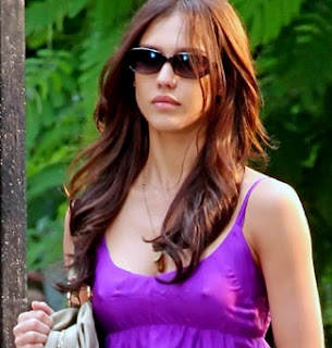 hot celebrities: Jessi...