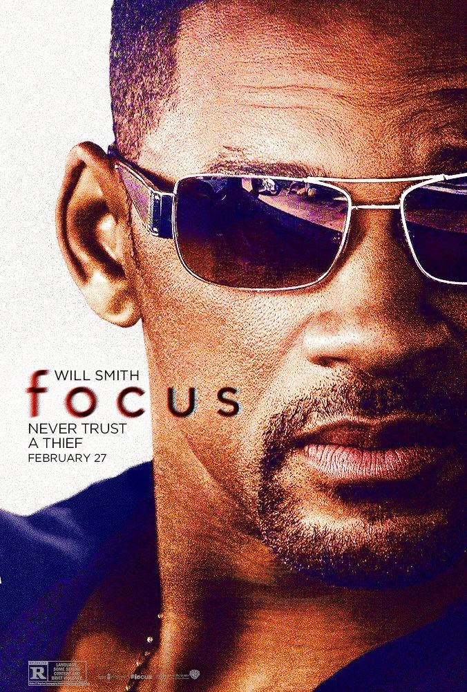 Focus (2015) Will Smith