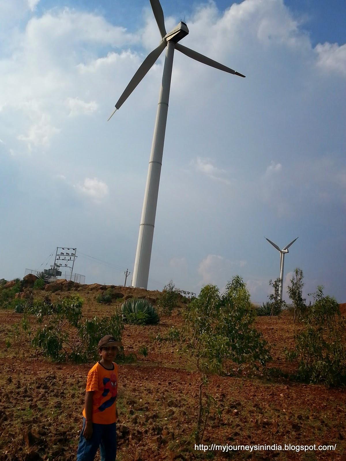Chitradurga - Windmill