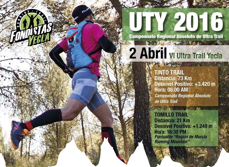 Ultra Trail Vuelta al Término de Yecla
