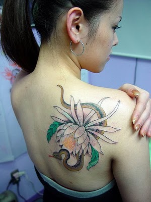 small lower back tattoos for girls