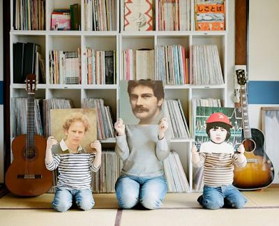 Gaya Foto Keluarga Keren dan Unik