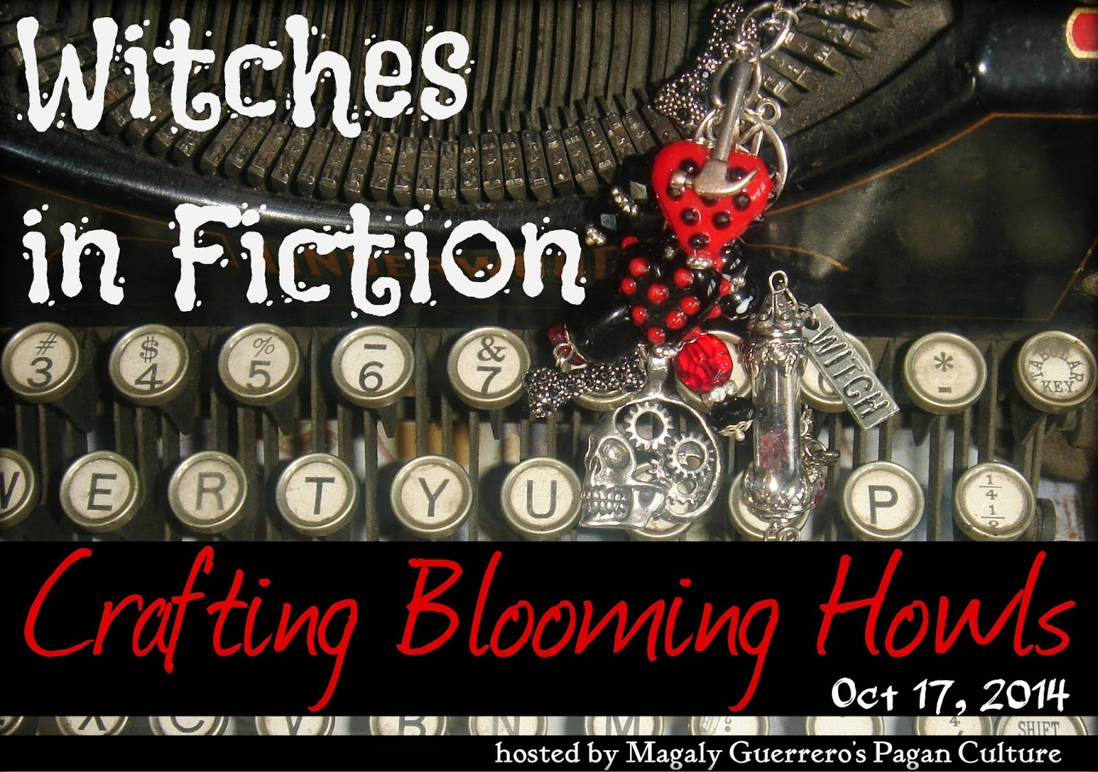Witches in Fiction 2014