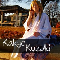 http://albinoshadowcosplay.blogspot.com/2013/11/kakyo-kuzuki-photo-gallery.html