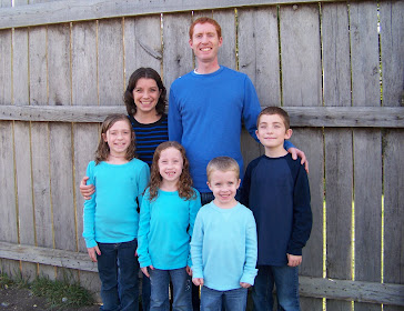 Morgan Family Portrait 2011