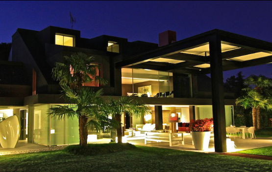 Teniay luxury casa de lujo en la moraleja madrid - Campings de lujo en espana ...