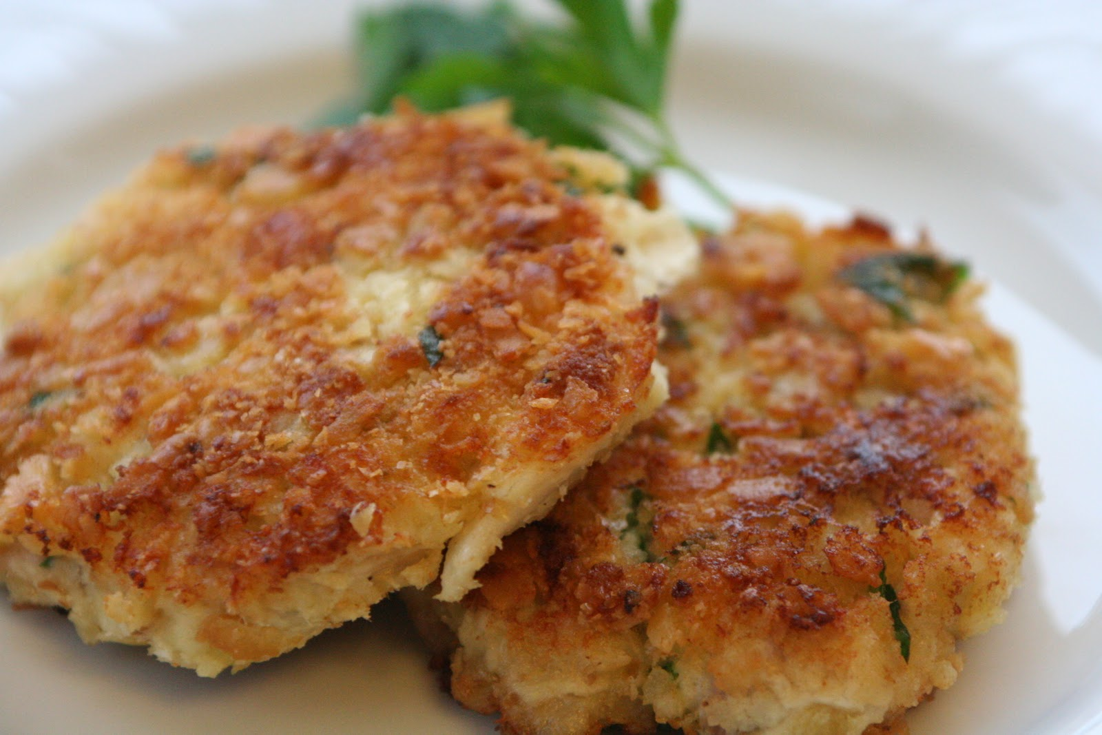 Cod Fish Cakes ~ Kenny's Kitchen