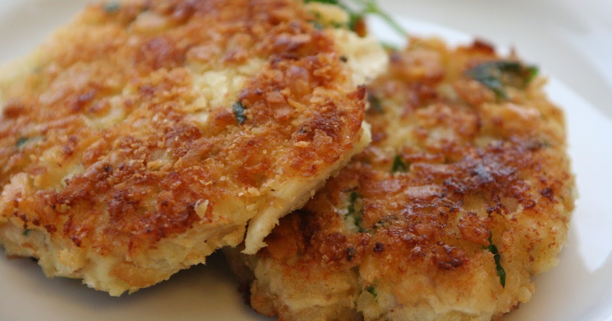 Cod fish cakes kenny 39 s kitchen for How to make cod fish cakes