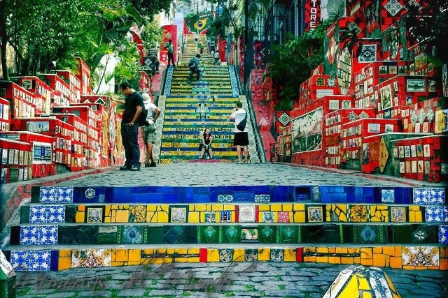 Barrios de Rio de Janeiro