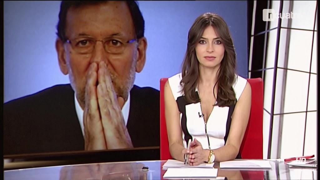 MARTA FERNANDEZ, NOTICIAS CUATRO (26.11.13)