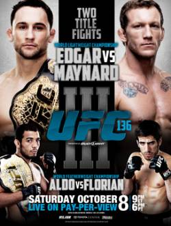 186d Download   UFC 136: Edgar vs. Maynard III   Countdown