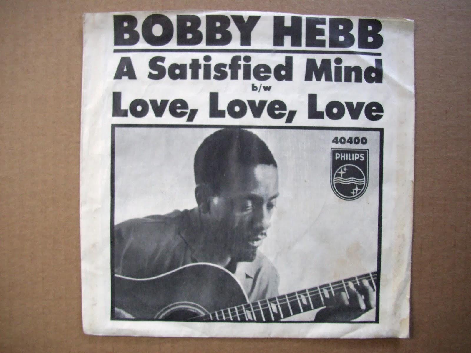 Bobby Hebb Sunny Bread