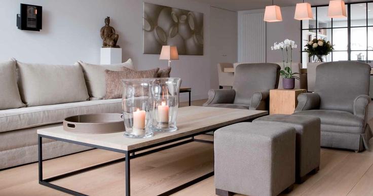 Lost in time styl belgijski for Wohnideen loft style
