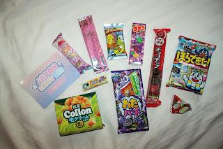 Rozdanie! Wygraj Japan Candy Box!