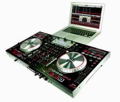 Numark ns7 DJ controler suara bagus