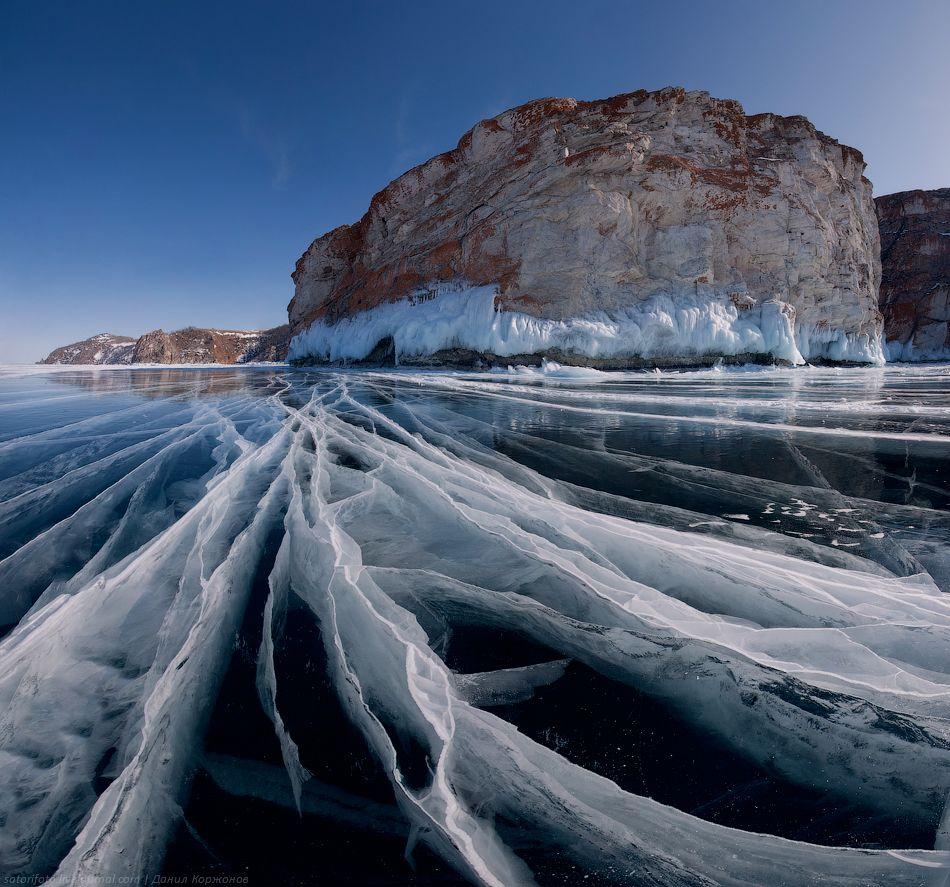 Lake Baikal, Siberia - 150.2KB