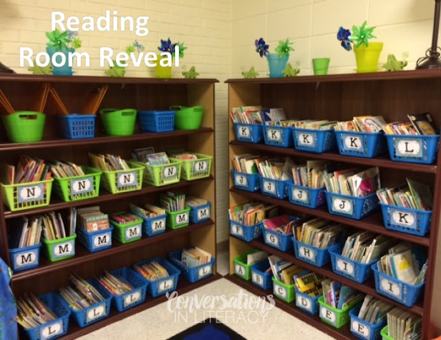 Reading Room Reveal
