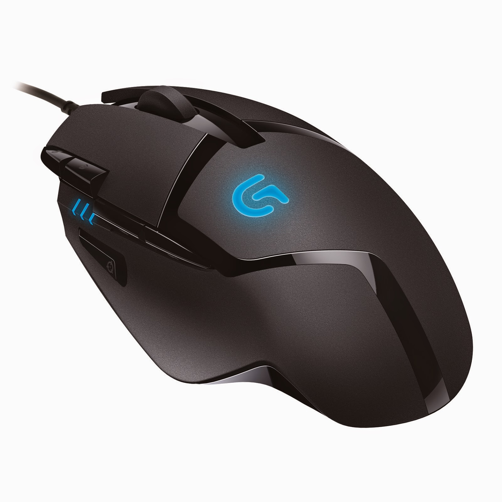 Logitech a leading innovator of gaming peripherals has introduced the fastest gaming mouse ever made the Logitech G402 Hyperion Fury™ Ultra Fast FPS