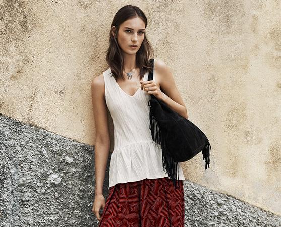 moda otoño invierno H&M mujer nueva temporada
