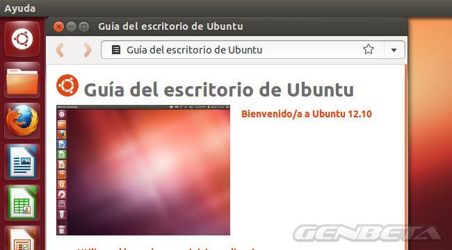 Ubuntu 12.10 Quantal Quetzal Beta 2