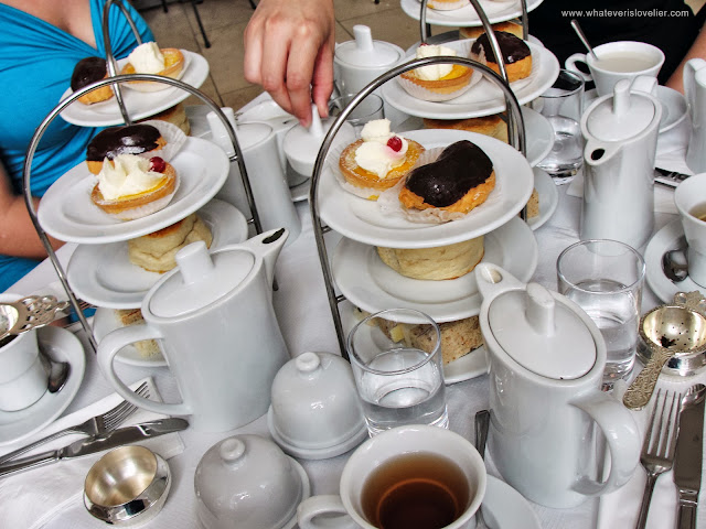 Afternoon Tea Memories in Great Britain