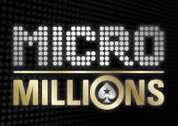 PokerStars' MicroMillions