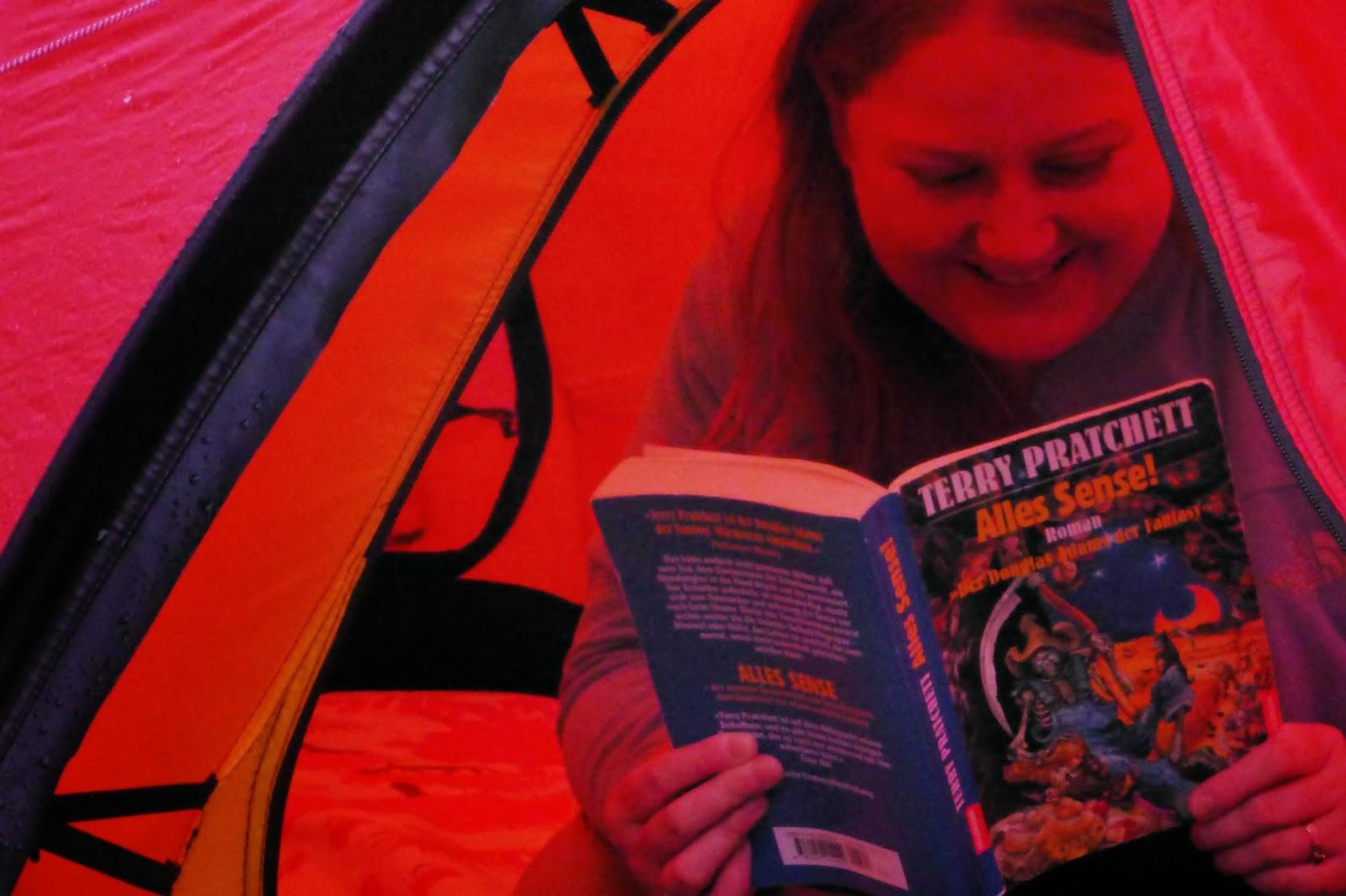 Lesen: Terry Pratchett