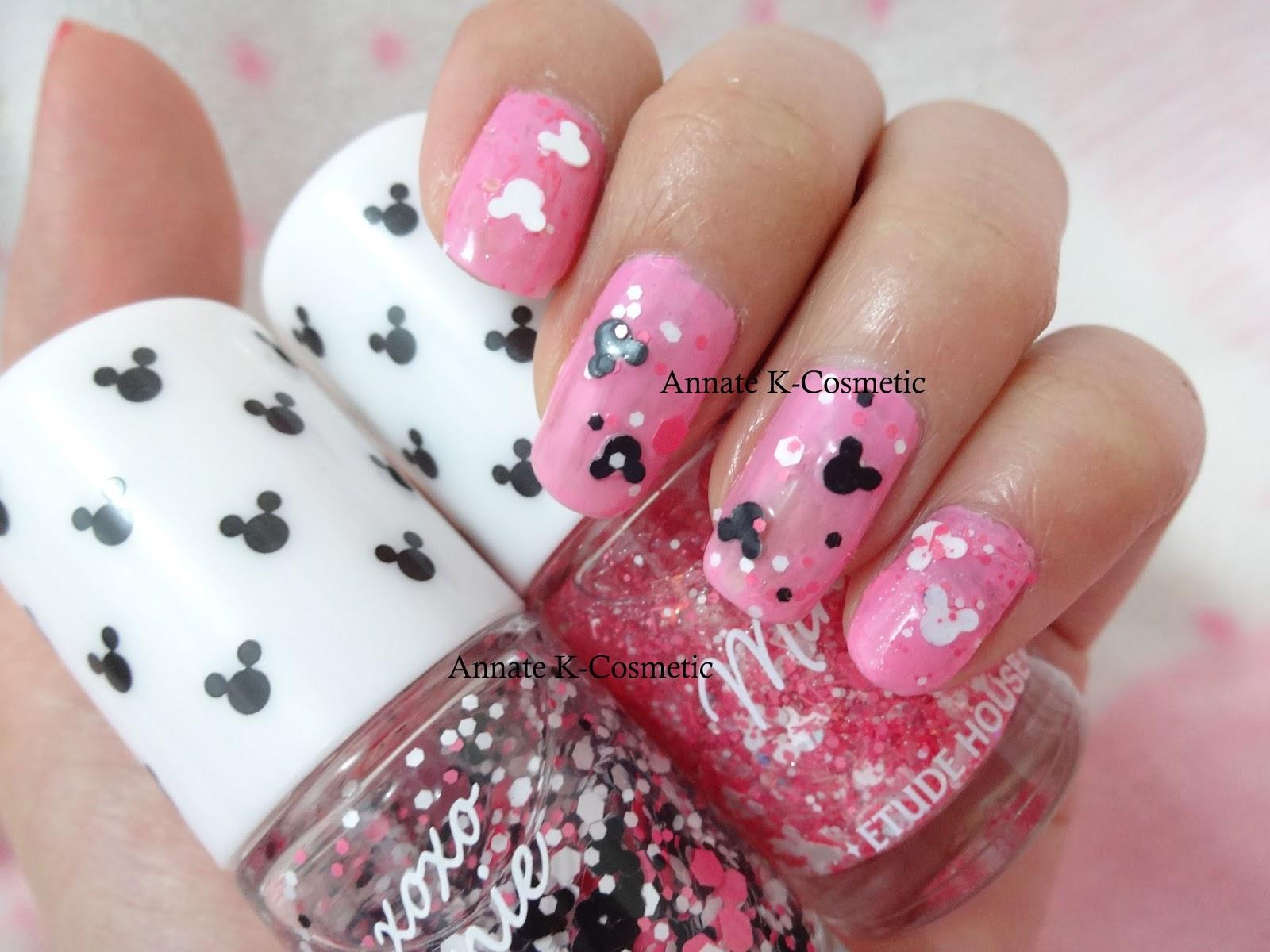Beauty Blogger + Online Shop: Etude House Play Nail #8 쪽쪽쪽, Xoxo ...