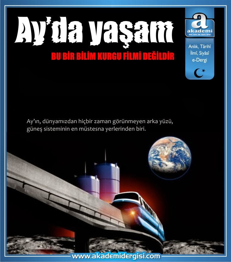 Ay'da yaşam | Bu bir bilim kurgu filmi değildir. National Geographic belgeselleri, uzay, ay, uzayda yaşam, ayda hayat var mı,