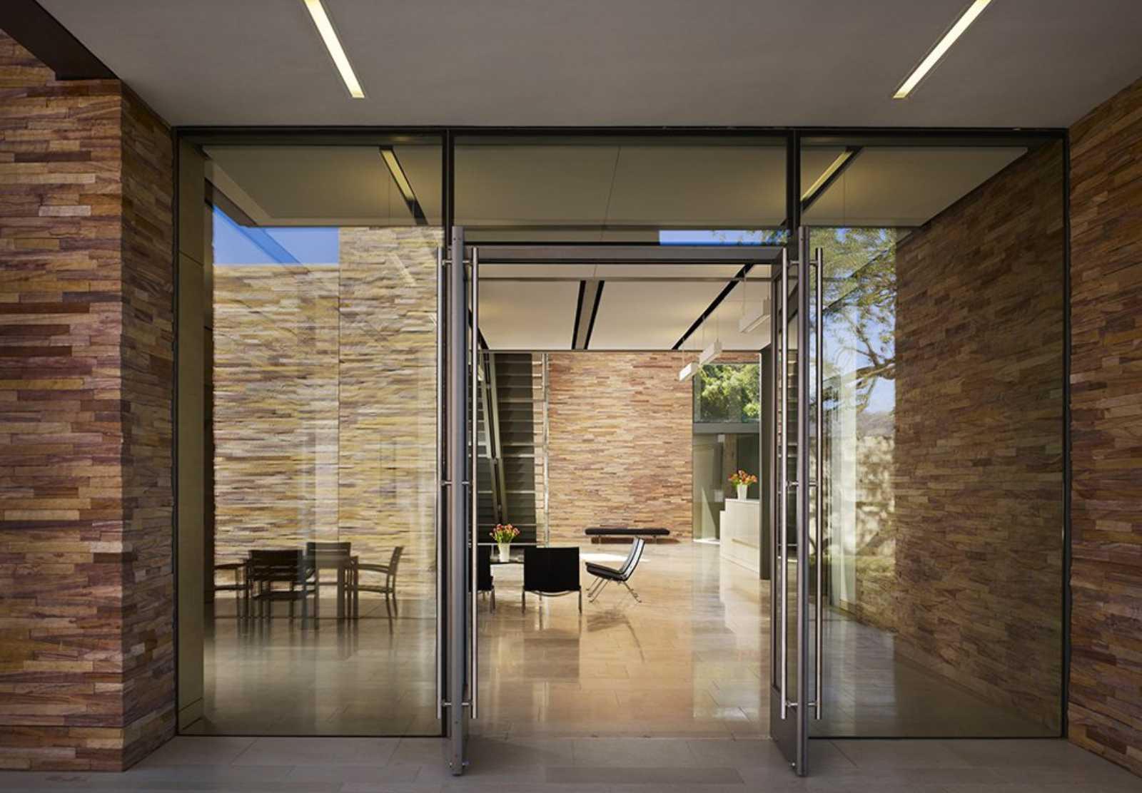 Conrad N Hilton Foundation Headquarters By Zgf Architects