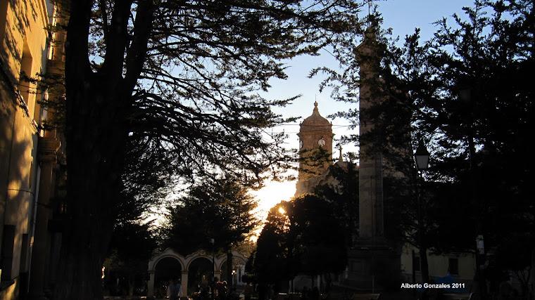 Plaza 6 de agosto-Obelisco