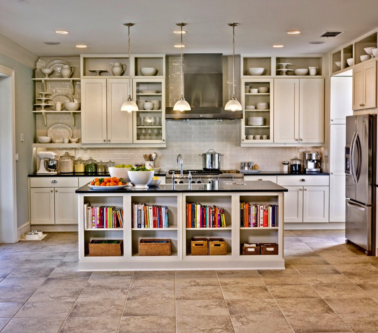 Storage ideas for every kitchen.   Interiors Blog