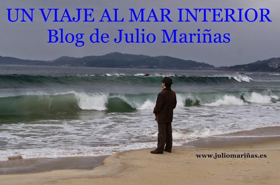 UN VIAJE AL MAR INTERIOR   Blog de Julio Mariñas
