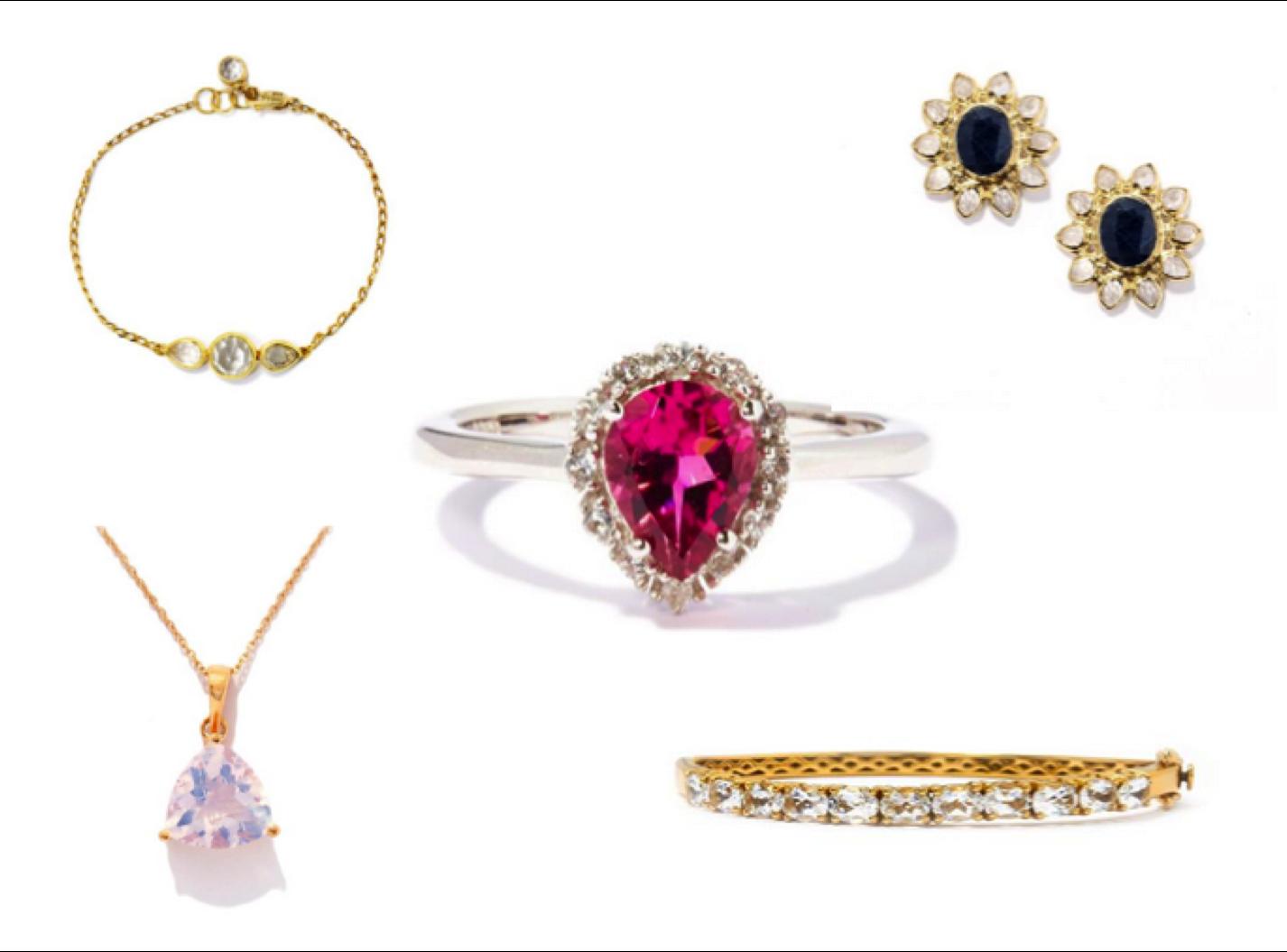 Forevermissvanity: Gemporia Jewellery