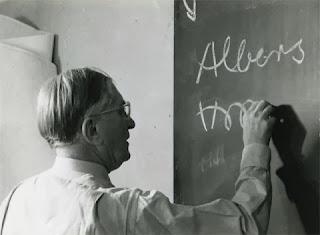 Mostre gratis a Milano: Albers insegnante, Accademia di Brera