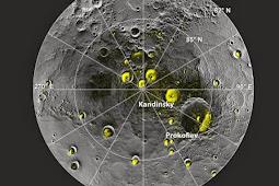 NASA: Planet Merkurius Menyusut Lebih Cepat