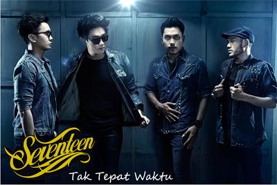kunci gitar,lirik lagu,download MP3 Seventeen Tak Tepat Waktu