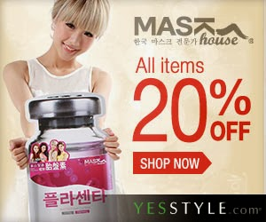 20% Off Mask Brand Products & All Kids Wear At YesStyle!