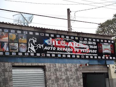FACHADAS EM IMPRESSÃO DIGITAL, FAIXAS EM LONA FUNILARIA E PINTURA DIL CAR SÃO JOSÉ DOS CAMPOS-SP
