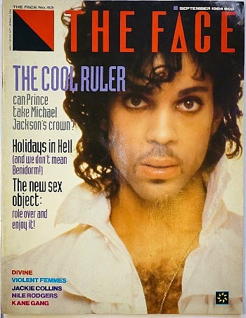The Face No.53, Sept 1984 featuring Prince