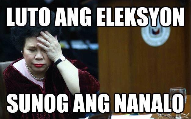 Funny Tagalog Meme Jokes : 2013 senatorial election funny clips ~ super cute u