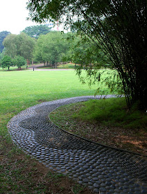 Reflexology paths in Singapore