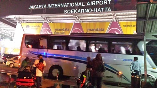 Soekarno Hatta International Airport Jakarta – Mine Home Cihampelas Hotel