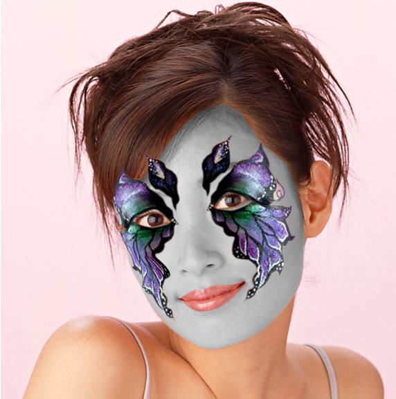 Maschere di crema per pelle intorno a occhi da rughe