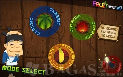 Fruit Ninja 1.6.1 HD Full Cracked 1