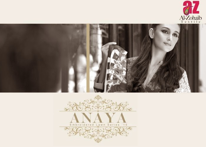 Anaya Embroidered Women Dresses 2015
