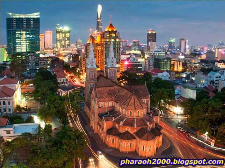 مدينة هو تشي منه، فيتنام