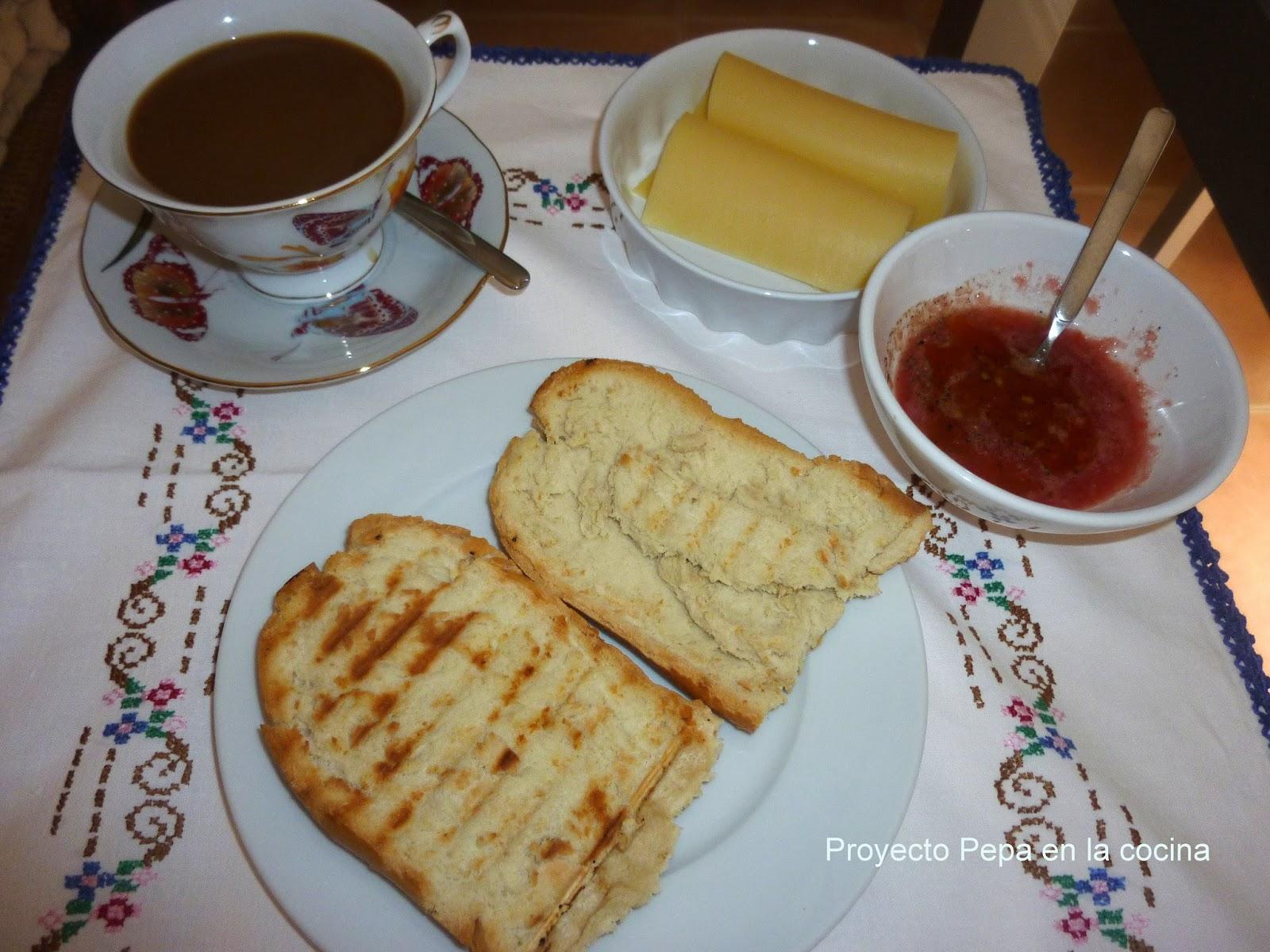 Proyecto pepa en la cocina el desayuno perfecto - Desayunos en casa ...