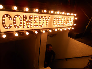 NYC comedy club